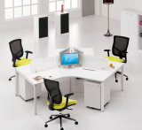 Panneau de mobilier de bureau à bon marché Groupe de travail du personnel du Bureau Partition (SZ-WST646)