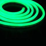 De bouw van LEIDEN van de Desktop van de Kabel van het Neon van de Kleur van de Decoratie Volledige Lichte Neonlicht
