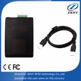 Cartão da freqüência ultraelevada RFID do controle de acesso leitor Desktop do USB do mini