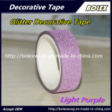 Nastro adesivo 1.5cm*3m/Roll, 10 colori/insieme di scintillio di DIY di scintillio decorativo multifunzionale del nastro