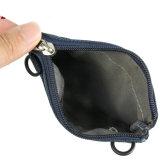 Correa de hombro al aire libre Viajes bolsa de cartera de seguridad antirrobo para teléfonos inteligentes de almacenamiento de pertenencias
