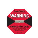 2017 étiquettes de qualité/détecteur de choc