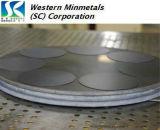 西部Minmetals (SC)株式会社の熱電単一水晶のシリコンの薄片