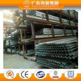 De Post van de Hoek van het Aluminium van het Profiel van het Aluminium van Weiye van Foshan