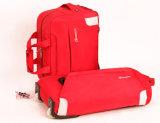 Portátil empresarial Duffel Maleta con ruedas de viaje de la escuela/giro/Bolsa Trolley