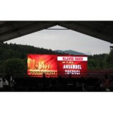 Outdoor Full-Color Affichage LED SMD3535 (P8 SMD3535)