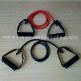 Bandas de resistência para Fitness Exerciser com pegas