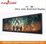 28.5 - de Duim TFT ultra rekte de Staaf wijd Uitgerekte Speler van HD LCD, LCD de Vertoning van de Reclame van de Advertentie uit