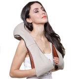 Amasar Masaje Shiatsu hombro y cuello masajeador con adaptador para coche