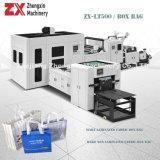 Automático não tecidos de máquina de fazer Saco Tridimensional Zx-Lt400