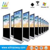 55 Inch Andriod Présentoir PLV numérique WiFi ad LCD Media Player (MW-551AKN)