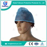 Wegwerfdoktor Cap mit einfache Gleichheit-chirurgischer Schutzkappe