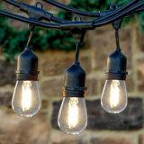 LED-kupferner Draht-Kugel-Zeichenkette beleuchtet feenhaftes Zeichenkette-Licht