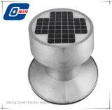Solardachboden-Ventilation Flatal Ventilator mit 9W PV Panel