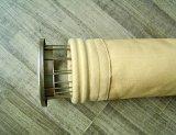 /Poliamida/fibra de aramida/saco de filtro de acrílico para a fábrica de cimento