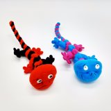 Hundespielwaren-Haustier-Welpen-Plüsch-Ton-Hundespielwaren-Haustier-Welpen-Kauensqueaker-quietschende Plüsch-Ton-Hundespielwaren
