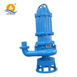 Pompa di dragaggio della sabbia sommergibile in grande quantità di pressione bassa
