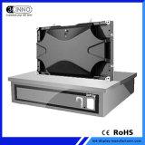 P1.5mm ultra-haute définition Taux de rafraîchissement élevé Affichage LED de la vidéo HD