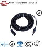 UL4703 aprobó 10 AWG 600V Cable PV con doble aislamiento.