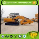 Escavatore idraulico Xe215c del cingolo di XCMG 22ton con la benna della roccia