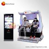 Hot Sale et simulateur de réalité virtuelle Cinema 9D VR Président pour la vente simulateur 3D Machine de jeu