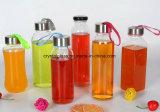 مصنع إمداد تموين أسطوانة يشكّل شراب عصير [غلسّ بوتّل] مع غطاء