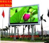 Le contrôle sans fil P4.81 pleine couleur vidéo de plein air pour la publicité de l'écran à affichage LED