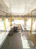 L'alimentation électrique Chariot, 4X2 électriques mini camion alimentaire