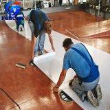 Escaleras Spunbonded de polipropileno blanco Nonwoven Fabric para la decoración del hogar fieltro pintura / felpudo