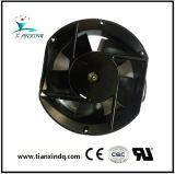 172*51mm Radialgleitlager-schwanzloser abkühlender kleiner Standplatz Gleichstrom-axialer Ventilator