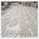 Le Marbre Granit chinois Retour Net Cobble/ Paving Stone pour jardin et la tuile de route