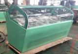 Охлаждение воздуха мороженое подставка для дисплея с низкой цене
