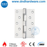 UL (DDSS011-B)が付いている新式のステンレス鋼のドアヒンジ