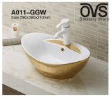 Badezimmer-Eitelkeits-Badezimmer-Schrank-Bassin-Waschbecken-gesundheitliche Waren