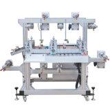 스티커 종이 테이프 박판으로 만드는 기계, 박판 기계를 구르는 다중층 롤
