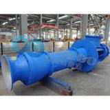 Flux mixtes de la pompe à turbine vertical de la pompe