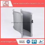Горячая продажа двойной изогнутые алюминиевые панели заводской/ Производитель