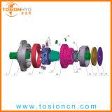 Gruppo idraulico del rotore del motore di Mse02 Poclain