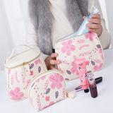 [بو] خاصّ بالأزهار [وتر-برووف] تخزين حقيبة مستحضرات تجميل عدد مستحضر تجميل حقيبة