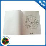 O OEM Grampeada de livro para colorir para crianças