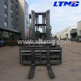 De alta calidad Ltma Carretilla elevadora diesel de 12 toneladas con posicionador de horquillas