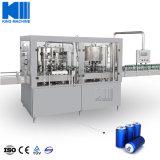自動ガス水ペットアルミ缶の満ちるシーリング機械