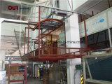 Heißer verkaufender halbautomatischer Elektrobeschichtung-Produktionszweig, E-Beschichtung Maschine