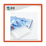 Синего цвета серебристый штамповки процесс ухода за кожей упаковке наклейку