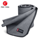 Pido el yoga toalla 183*63cm fitness negro alfombrilla antideslizante plegable