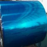 Il colore ha ricoperto lo strato dell'alluminio dello specchio spazzolato Andoized
