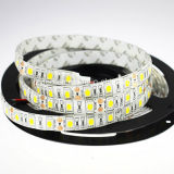 SMD de alta calidad 5050 tira de LED flexible 24V
