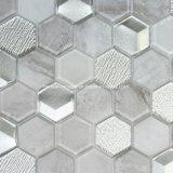 Mayorista de hexagonal OEM caliente cemento impermeable mosaico de vidrio Buscar