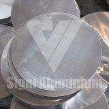 Laminagem a quente de Círculo de alumínio para Circulon DC Pan