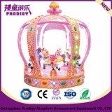Prodigy brevet Carrousel de la couronne royale kiddie ride avec 26sièges